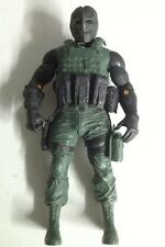 Army of Two 40th Day RIOS Prototype Action Figure Free Shipping