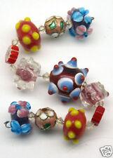 VG Design lampwork glass beads
