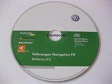 Original VW RNS 310 Navi navigation CD FX V1 2009 Benelux SEAT V4 Skoda Amundsen