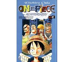 One Piece 27 SERIE BLU - MANGA STAR COMICS  - NUOVO- Disponibili tutti i numeri!