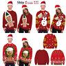 Christmas Trump Couples Ugly T-Shirt Long Sleeve Xmas Gift Funny Snowman Baby