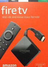 latest New Amazon Fire TV Box 3rd gen with KODI 17.6 4k alexa voice remote sale!