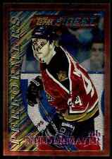 1995-96 Topps Finest Rob Niedermayer #98