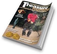 Treasure Hunting Magazine July 2021 **UK P&P FREE**
