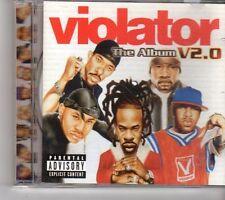 (FH220) Violator: The Album, Vol. 2 - 2001 CD