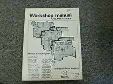 volvo penta tmd in manuals literature ebay rh ebay ca  volvo penta tamd 70 e manual