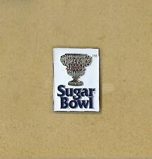 NCAA SUGAR BOWL 1986 COLLEGE FOOTBALL FINAL NEW ORLEANS, LA OFFICIAL PIN #2 OLD