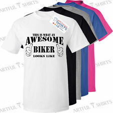 Fruit of the Loom Biker Singlepack T-Shirts for Men