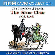 The Chronicles of Narnia: The Silver Chair by C. S. Lewis - CD audio book.