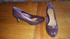 Clarks Court Med (1 3/4 to 2 3/4 in) Heel Height Heels for Women
