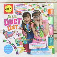 Alex All Duct Out 7+ Crafting Kit NIB NEW
