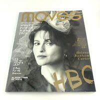 Moves Magazine For City Women Fashion Culture Art Helena Bonham Carter Billy Bob