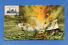 Sc #3192 Remember The Maine S&T Cachets First Day Cover