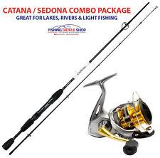 Shimano Fishing Rod 7 foot Catana with Shimano Sedona Reel
