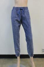 James Perse  Jogger Pull On Pants Drawstring Denim  Size 1/Small