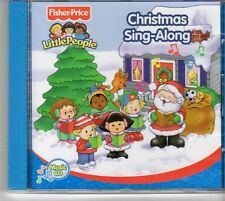 (EU388) Christmas Sing-Along - 2003 Sealed Fisher Price CD
