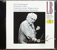 Leonard BERNSTEIN: TCHAIKOVSKY 1812 Capriccio italien Romeo and Juliet CD