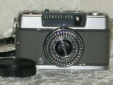 Fotocamera Olympus-PEN ee-2 con Cinturino U Borsa, Roll cinepresa, semi immagine fotocamera