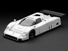 "Jaguar XJR9 ""Plain Color Model: White"" 1988 (HPI Racing 1:43 / 995)"