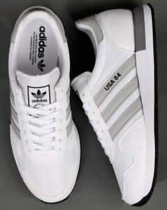Adidas Usa 84 Trainers White/Grey