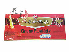 Ginseng Royal Jelly Oral Liquid 10ML x 10 BOTTLES