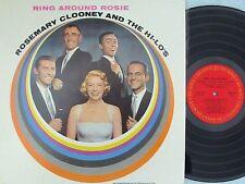 Rosemary Clooney & Hi-Lo's JAP Reissue LP Ring around Rosie NM Vocal Jazz