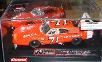 CARRERA Evolution 1/32 Scale SLOT CAR Dodge Charger Daytona #71 Champion 1970