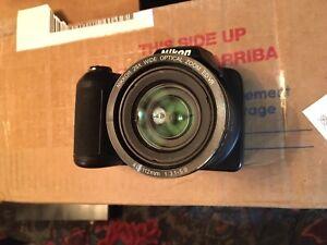 Nikon Coolpix L340 20.2MP Digital Camera 26484