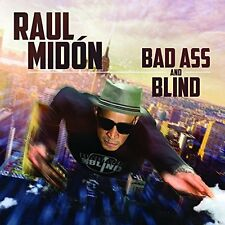 Raul Midon - Bad Ass and Blind [CD]