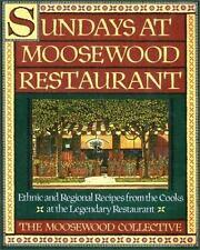 Sundays at Moosewood Restaurant Moosewood Collective Paperback