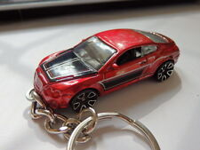 Hot Wheels Bentley Continental Supersports Diecast Model Keychain Keyring