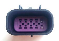 Delphi 10 pin Mouser 15326847 GM OEM Purple Male Connector AC Delco