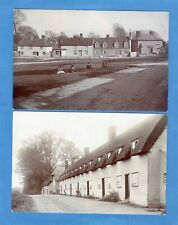 More details for 2 unidentifed  hair french dresser shop dorset ? rp pcs unused ref w688