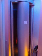 Doccia Solare Abbronzante Solarium Alta Pressione TecnoSystem-TipoTYPHOON APERTA
