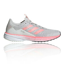 adidas Womens SL20 Summer.RDY Running Shoes Trainers Sneakers - White Sports