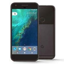 "Nuevo-Teléfono inteligente 5"" 32GB píxeles de Google, muy negro, Desbloqueado de fábrica-modelo Reino Unido"