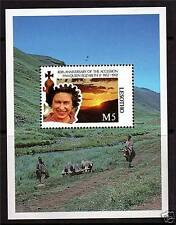 Royalty Basotho Stamps