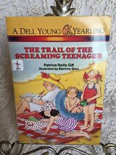 Polka Dot Private Eye: The Trail of the Screaming Teenager No. 7 by Patricia Rei