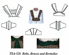 Pattern #722 Multi-SZ Sm to X-L Timeless Stitches MEN/'S DRAWER/'S UNDERWEAR
