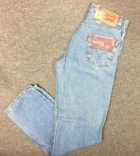 Levi's Men's 550 Relaxed Fit Jean Medium Stonewash 28x30