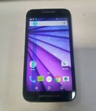 Motorola Moto G 3rd Gen (XT1548) 8GB Black- US Cellular  - SEE BELOW