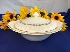 Johnson Brothers SNOWHITE  REGENCY Covered Vegetable Bowl England