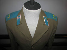 Russian soviet army soldier air forces parade tunic military USSR СССР