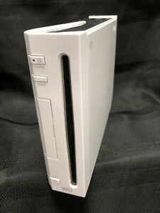 Nintendo Wii Gamecube Compatible RVL-001 For Repair or Parts Doesn't Read Disc