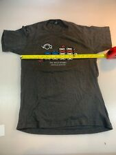 Tultex Vo2 Multisport Casual Tri T Shirt Small S (6560-3)