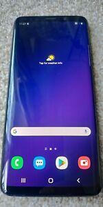 Samsung Galaxy S9+ Plus 128GB/6GB/6.2inch Display Unlocked * RETURNS ACCEPTED