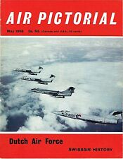 AIR PICTORIAL MAY 68: ROYAL DUTCH AIR FORCE/BOEING 737/SOUTHEND AIRPORT/DOWNLOAD
