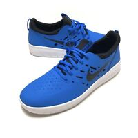Nike SB Nyjah Free Photo Blue Black AA4272-402 New Men's Size 11 Skate Shoes