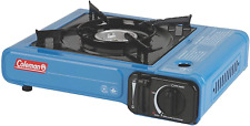 New listing Coleman Portable Butane Stove with Carrying Case