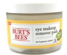 Burt'S Bees Eye Makeup Remover Pads with Kiwi Extract No Fragrance Added 35 pads